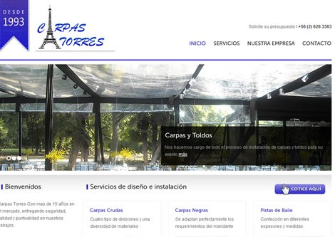 Carpas Torres