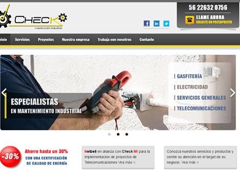 Check Mantenimiento Industrial